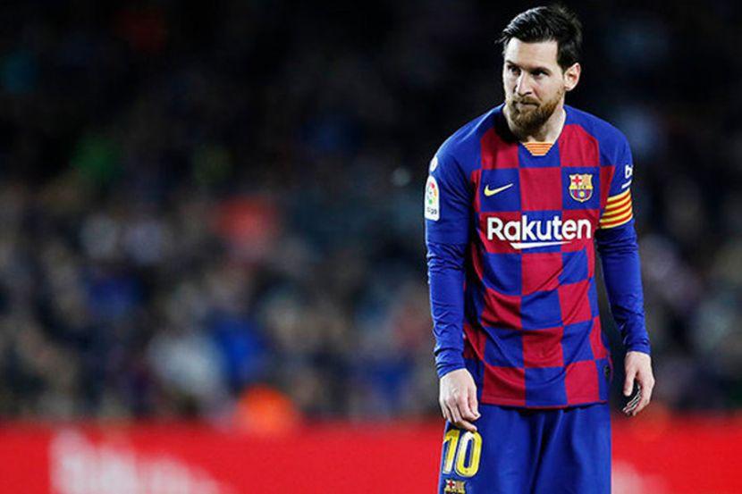 """""""Барселона"""" отказалась наказывать Месси за пропуск медосмотра"""