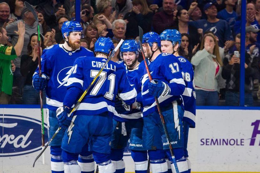 Хоккей, НХЛ, полуфинал, Восток, пятый матч, Тампа-Бэй - Бостон, Прямая текстовая онлайн трансляция
