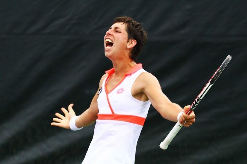 У испанской теннисистки обнаружена злокачественная опухоль
