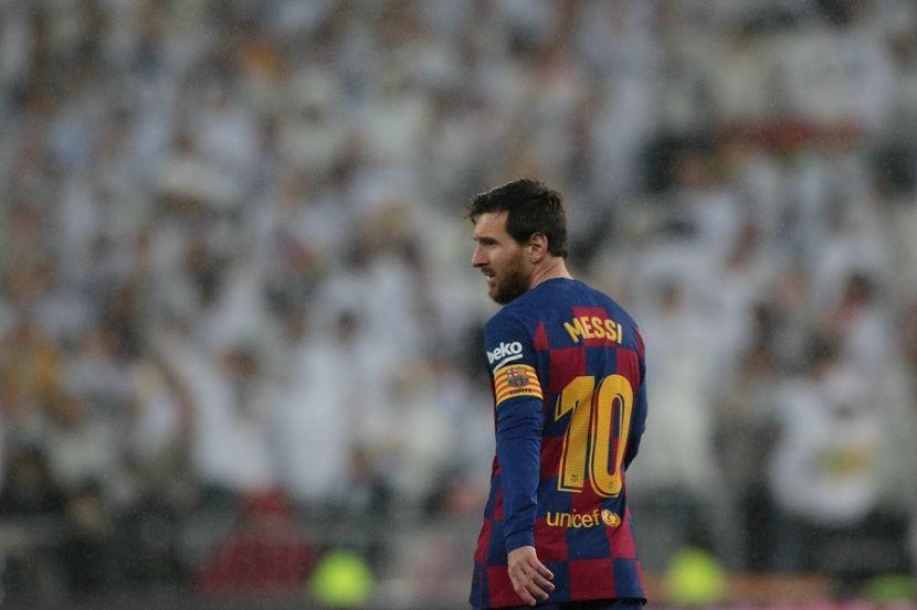 """Кандидат в президенты """"Барселоны"""" назвал маловероятным сценарий, при котором Месси останется в команде"""