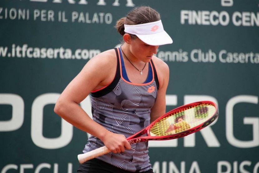 Грачёва, проигрывая со счётом 1:6, 1:5, одержала невероятную победу над Младенович во втором круге US Open
