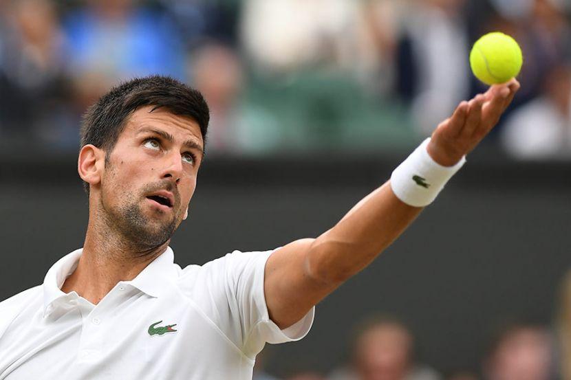 Джокович одержал волевую победу над Эдмундом во втором круге US Open