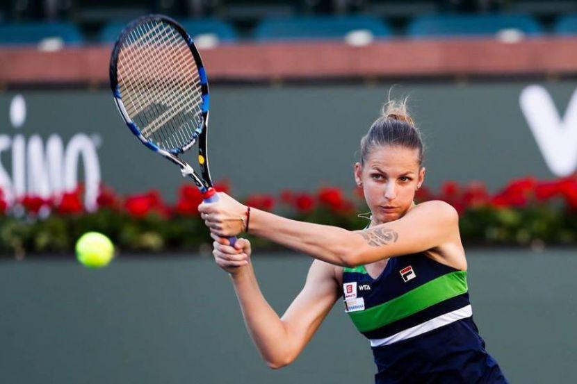Лидер посева Каролина Плишкова сенсационно уступила во втором круге US Open