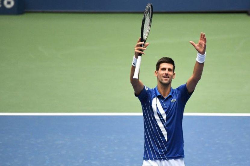 Джокович прокомментировал выход в 3-й круг US Open
