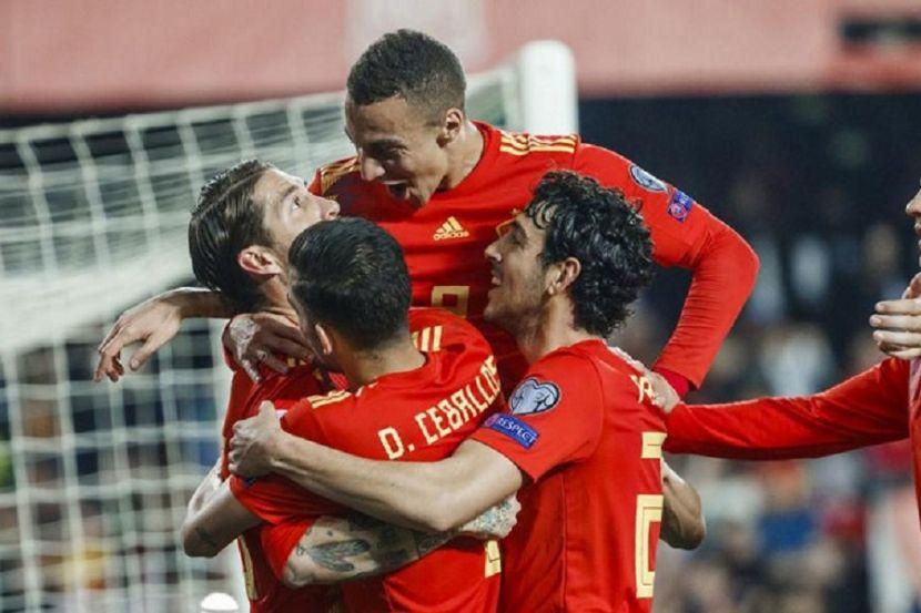 Футбол, Лига наций, Германия - Испания, Прямая текстовая онлайн трансляция