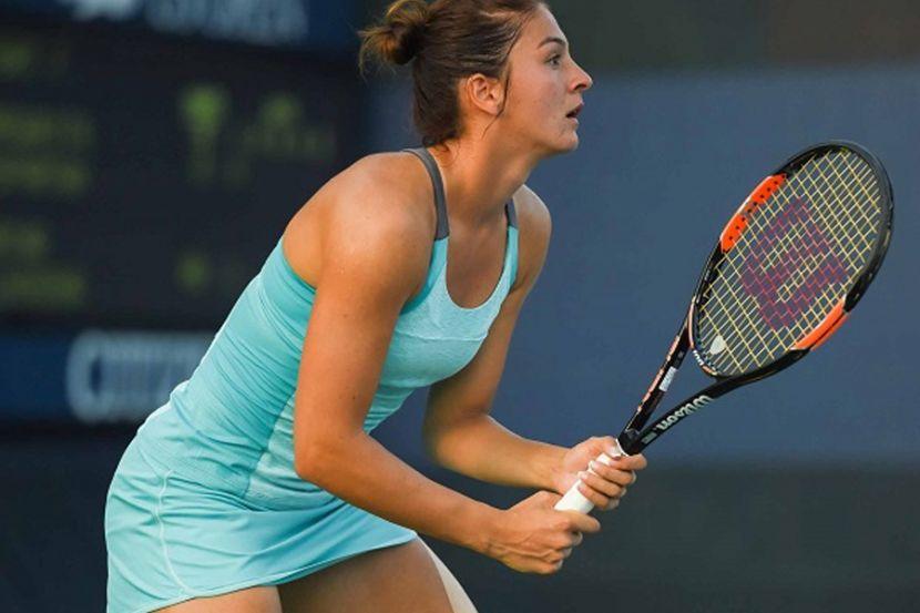 Гаспарян собирается показать свой лучший теннис против Серены Уильямс