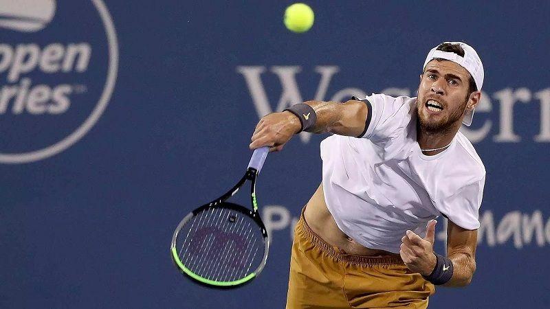 Хачанов вышел в третий круг US Open, победив россиянина Кузнецова