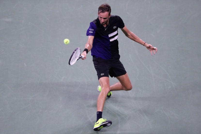 Медведев пробился в 3-й круг US Open