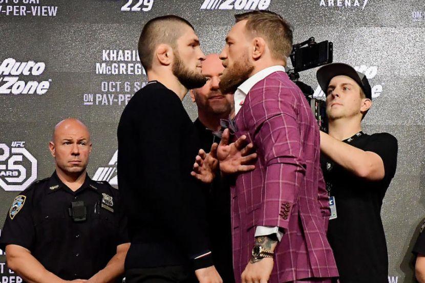 """Тренер Хабиба: """"UFC устроит реванш с Конором Макгрегором"""""""