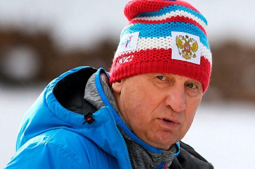 Польховский рассказал о сложностях подготовки российских биатлонистов к сезону из-за закрытия границ