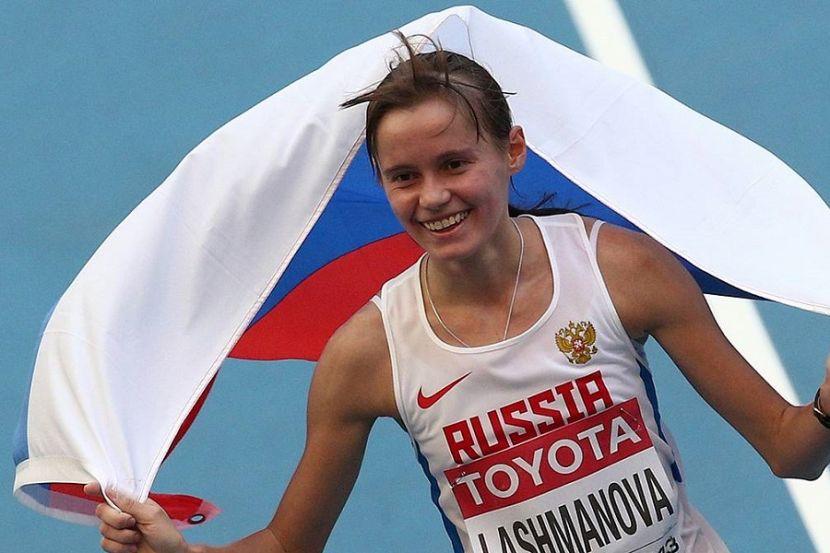 Лашманова победила на чемпионате России с мировым рекордом, который не будет ратифицирован