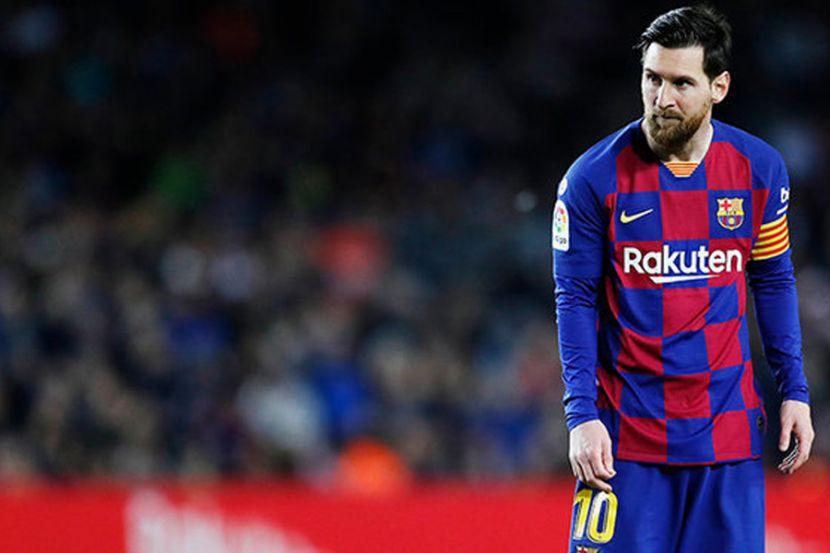 """Месси разочарован, что одноклубники по """"Барселоне"""" не поддержали его"""