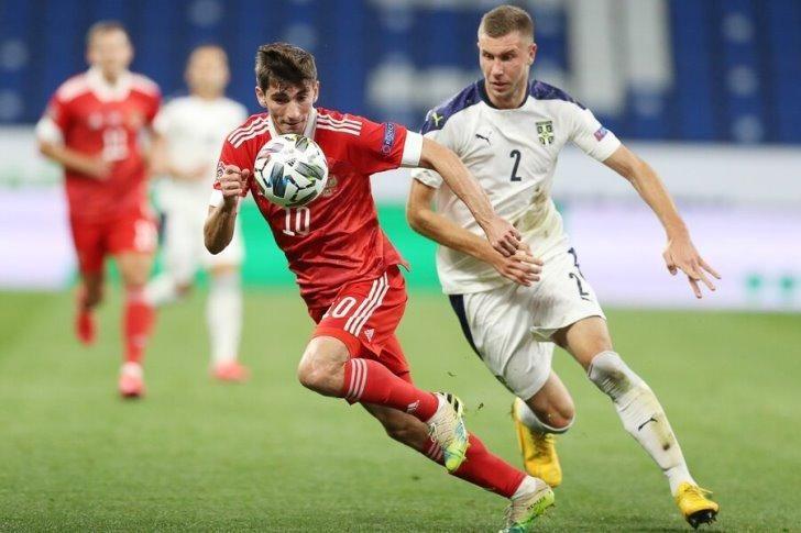 Футбол, Лига Наций, 2 тур, Венгрия - Россия, Прямая текстовая онлайн трансляция