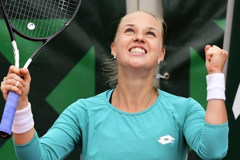 Блинкова и Кудерметова пробились в полуфинал US Open в парном разряде