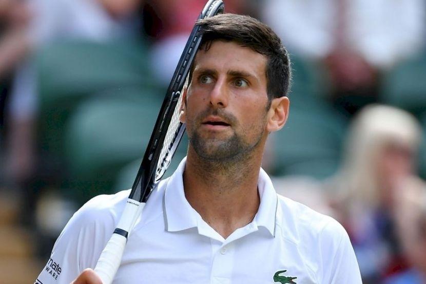 Карреньо-Буста отреагировал на выход в четвертьфинал US Open из-за дисквалификации Джоковича