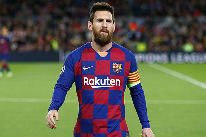 """Бывший нападающий """"Барселоны"""" рад, что Лео Месси остался в клубе"""