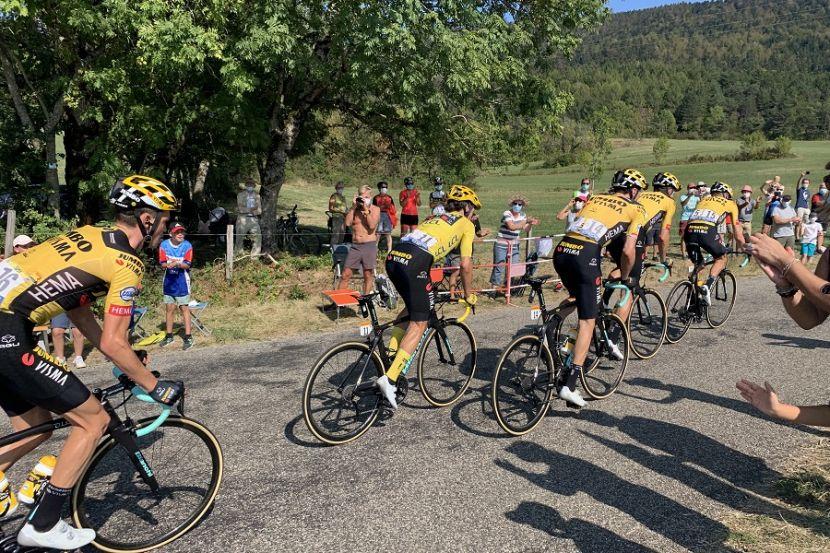 """Веломногодневку """"Тур де Франс"""" выиграл 21-летний Тадей Погачар"""