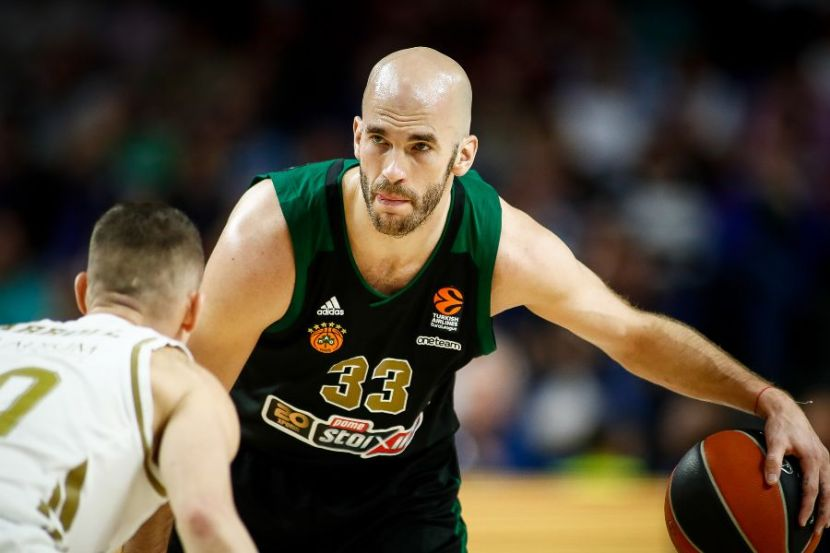 "Баскетболист ""Барселоны"" нарушил режим изоляции"