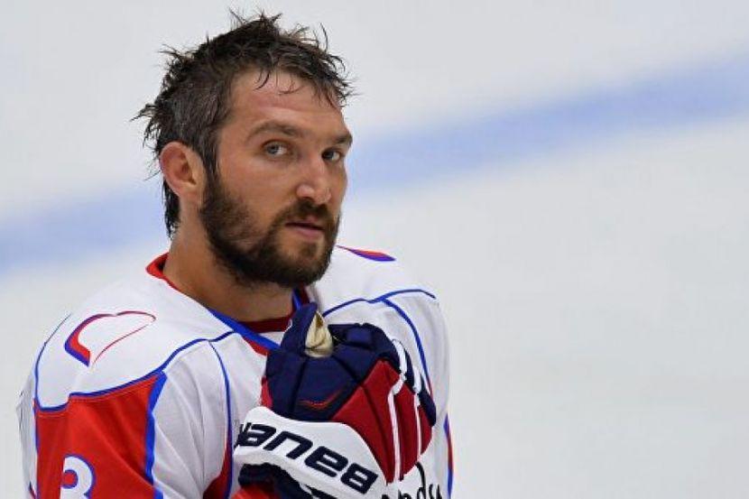 """Овечкин обратился к хоккеистам, которых задрафтовал """"Вашингтон"""""""