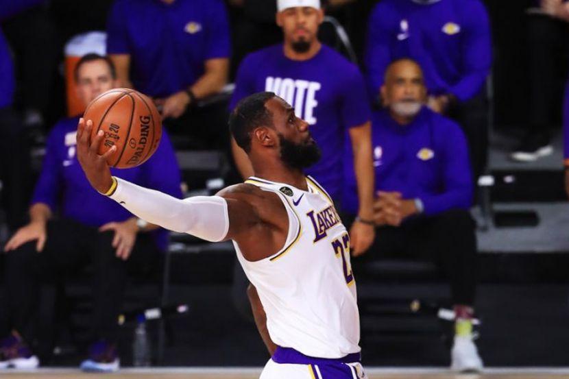 """Джеймс — о победе в финале НБА: """"Невероятное чувство"""""""