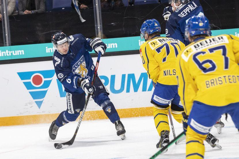 Финляндия - Швеция