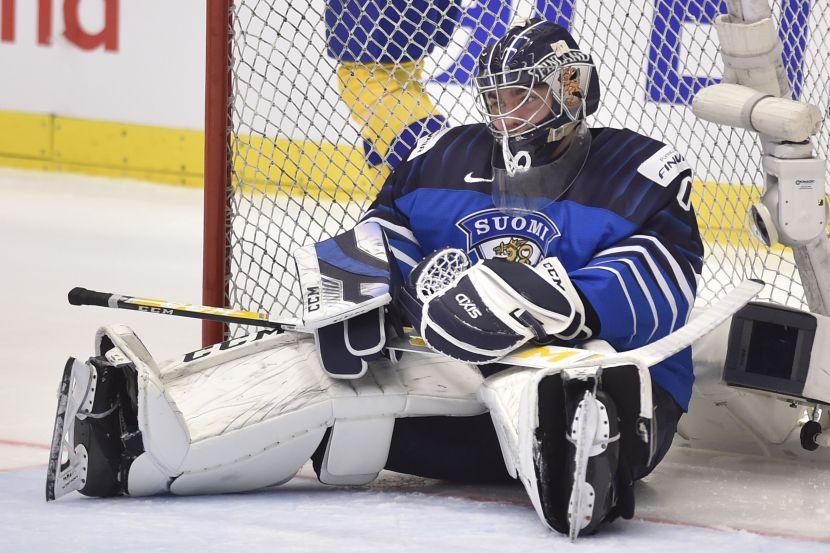 Молодёжная сборная Финляндии по хоккею