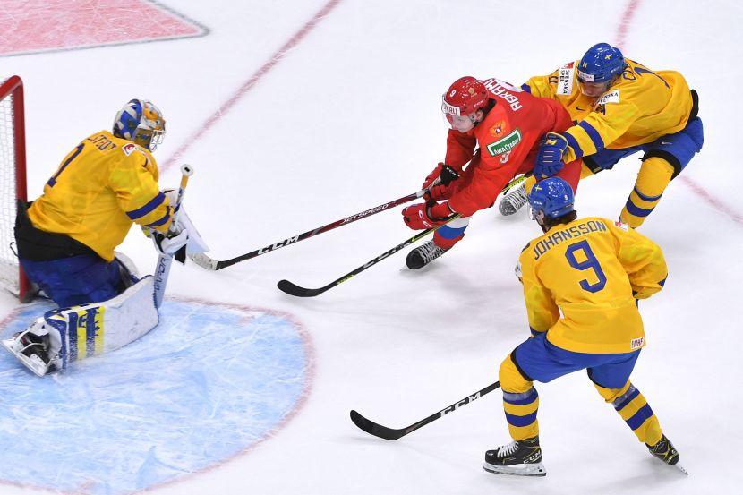 Россия - Швеция