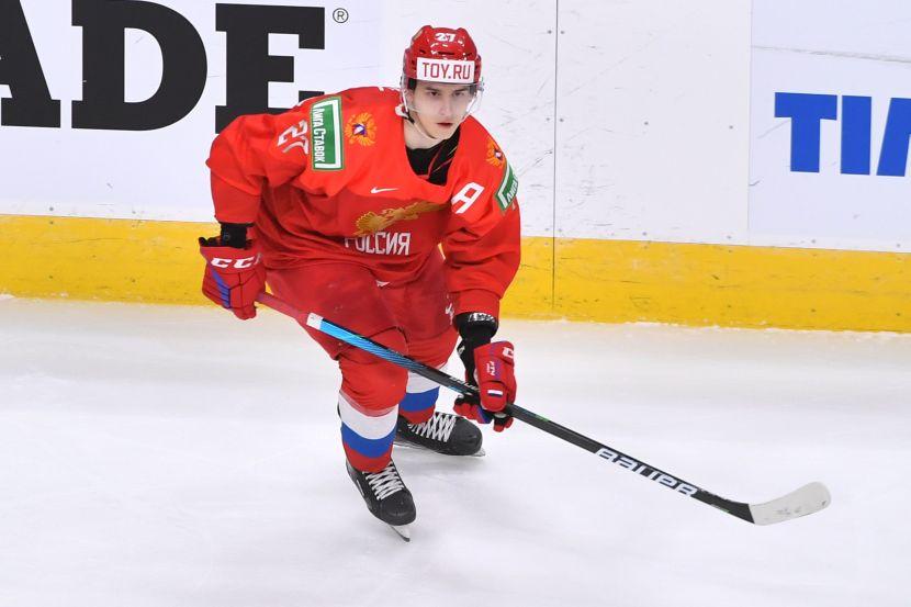 Молодёжная сборная России по хоккею