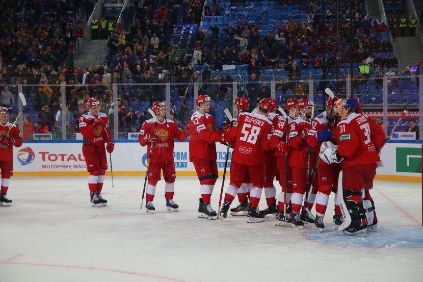 Сборная России (хоккей)