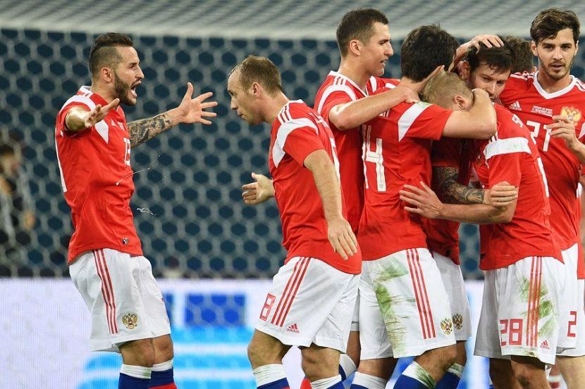 Сборная России (футбол)