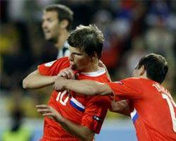 Четверо россиян - в символической сборной