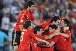 Испания - новый лидер рейтинга!