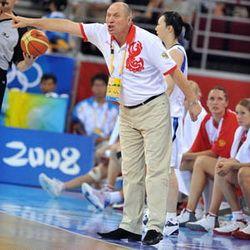 Женский баскетбольный турнир - день второй
