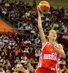 Россиянки с трудом одолели Бразилию