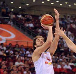 Испания не пустила Литву в финал