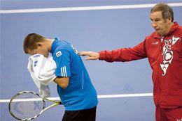 """Шамиль Тарпищев: """"Теннис - это игра, всё бывает"""""""