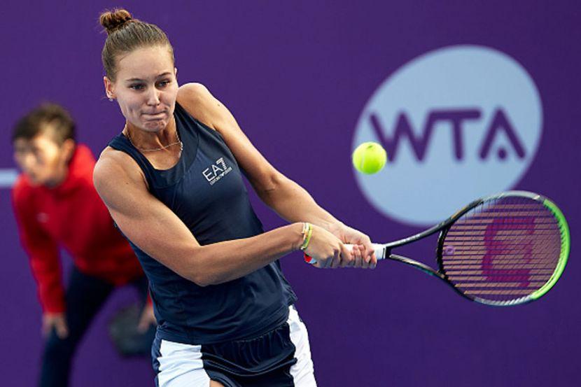 Кудерметова переиграла Плишкову и прошла в третий круг турнира в Цинциннати